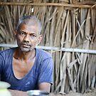 Tea vendor by sunith shyam