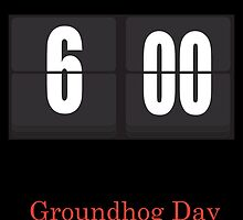 Groundhog's Day by jamieromance