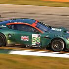 Aston Martin DBR9 by J.K. York