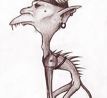 The Goblin Mudoggle by DarthSpanky