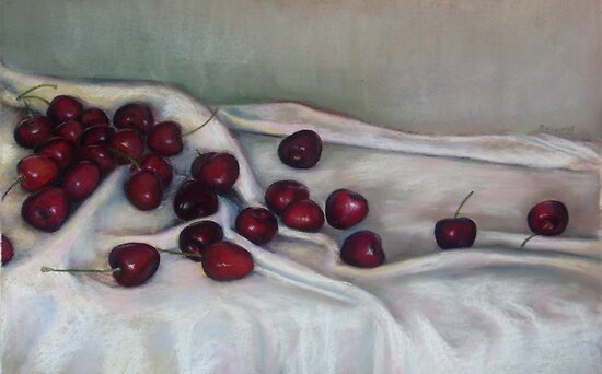 Cherries by Sorina Williams