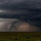 Boise City Tornado by MattGranz