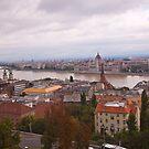 Budapest Vista by doug hunwick