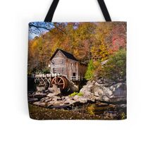 Autumn Morning in West Virginia Tote Bag