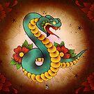 Snake Ache by mdcindustries