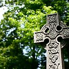 Celtic Cross - Camp Hill by Mark Theriault