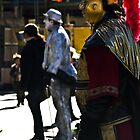 People in Cologne... Fancy dressed the whole year:-)) by faceart
