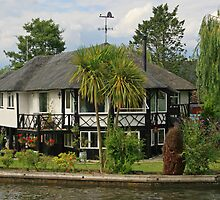 Home on the Broads by RedHillDigital