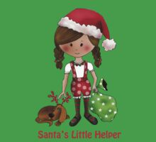 Santa's Little Helper by Kristy Spring-Brown