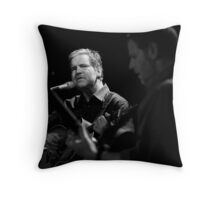 Lloyd Cole Throw Pillow