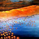 """The Last Light by Belinda """"BillyLee"""" NYE (Printmaker)"""