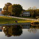 Fishing on the Family Farm by Mark Van Scyoc