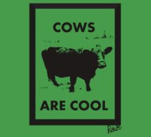 Cows Are Cool by Roberto Castro Ruz