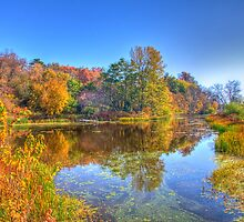 Fall in Wisconsin by ECH52