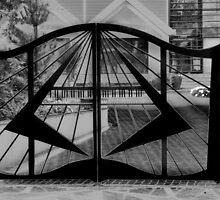 Piano Gates by Catherine Hamilton-Veal  ©