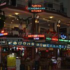 Marmaris Night Life by Deb Gibbons