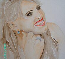 Debbie my beautiful eldest daughter by dinky