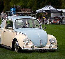 VW Beetle by Martyn Franklin