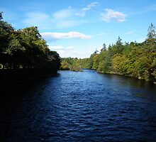 River Ness  by Andy Jordan