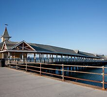 Oak Bluffs Terminal by phil decocco