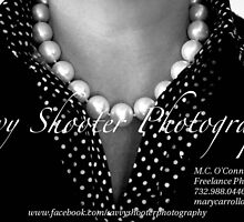 Savvy Shooter Photography Logo by M.C. O'Connor