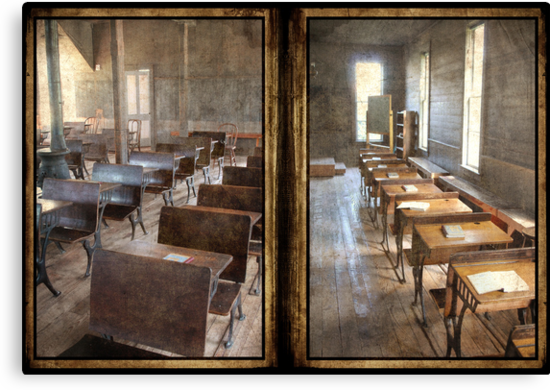 School Days by Colleen Drew