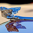 1941 Cadillac &quot;Goddess&quot; Hood Ornament by Jill Reger