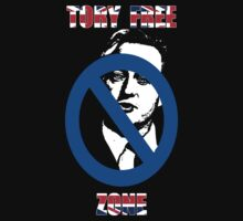 Tory Free Zone T Shirt by simpsonvisuals