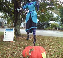 Witch at the Publick House, Sturbridge by watercolors1