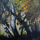 By the Creek by Karen Ilari