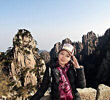 Huangshan, Yellow mountain, Anhui, China by DaveLambert