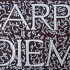Carpe Diem Motto (Ebay SOLD!) by Donnahuntriss
