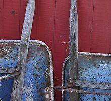wheel barrels by nzaluski
