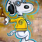 Snoopy...!!! by Ali Brown
