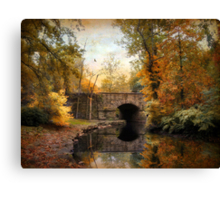 The Midland Bridge Canvas Print