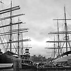Tall Ships NYC by Iain Mavin