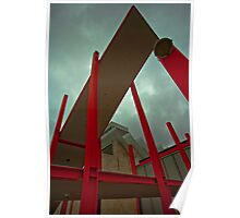 Beams and Girders Poster