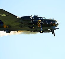 Memphis Belle by WillOakley