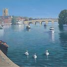 Henley on Thames by Richard Picton