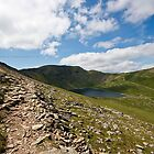 Hevellyn & Red Tarn by taffspoon