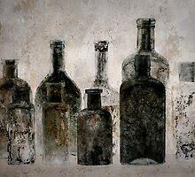 Dark Bottles by Barbara Ingersoll