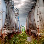 Rail Cars by ECH52