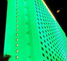green hotel, laughlin nevada by mellychan