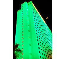 green hotel, laughlin nevada Photographic Print