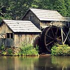 Mabry Mill [Alternate View] by Dexell1827