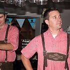 Oktoberfest Australian Style by Sandy Sutton