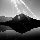 Peaks in the Sun by Justin Atkins