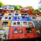 Hundertwasser by Tiffany-Rose