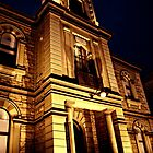Mt Gambier Old Town Hall by LinleyandCharles Photography