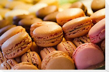 Macaroons by Dev Wijewardane